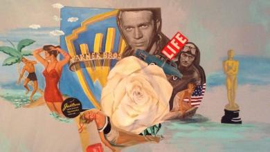 une artiste peintre française à Miami en Floride