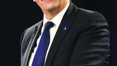 Nouveau chef du Parti Québécois