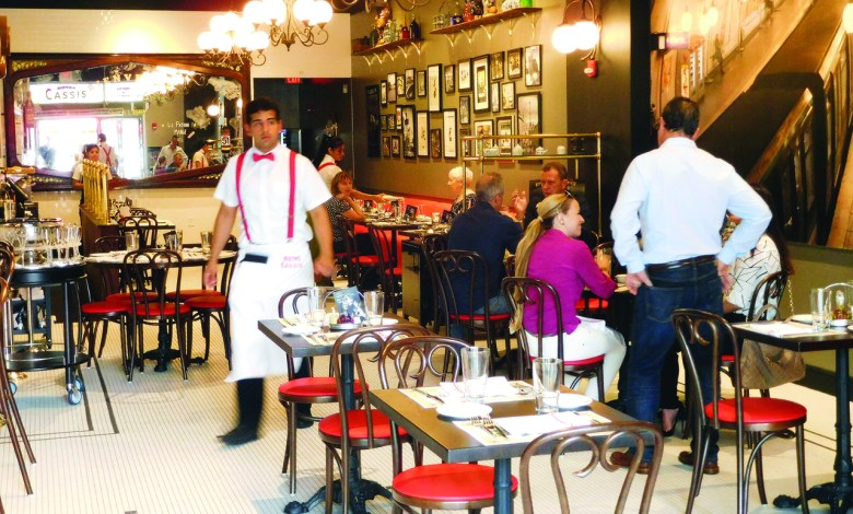 bistrot français à Midtown Miami : Bistro Cassis