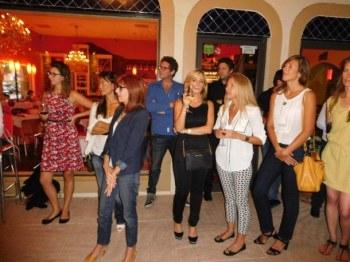 réunion network Courrier de Floride à Boca Raton