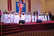 Graduations 2015 au LFA de Cooper City Floride