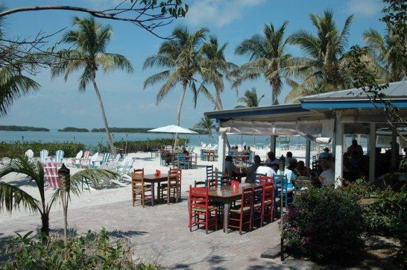 Pierre's restaurant Morada Bay / Islamorada / Keys de Floride. (crédit : https://www.facebook.com/moradabaycafe )