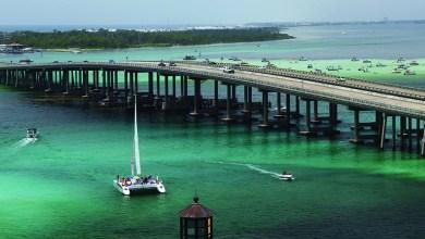 Photo of La Panhandle de Floride (Destin, Panama City, Pensacola, Apalachicola)