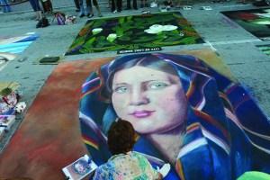 Festival du Street Painting à Lake Worth