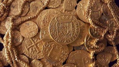 Photo of Fort Pierce (Floride) : découverte d'un trésor d'1M$ datant du XVIIIème siècle