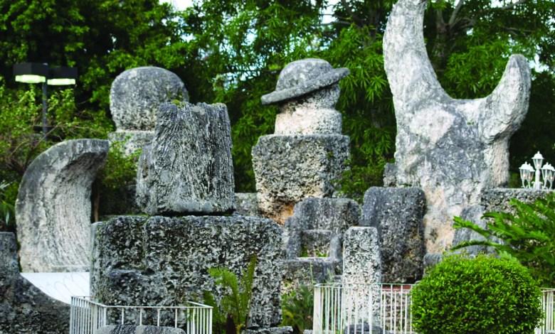 Le Coral Castle de Miami