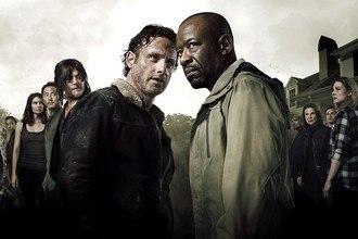 Rick Grimes (the walking dead) va devoir cohabiter avec Morgan,. saison 6