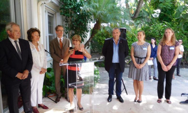 Miami-Accueil : petit déjeûner de septembre 2015