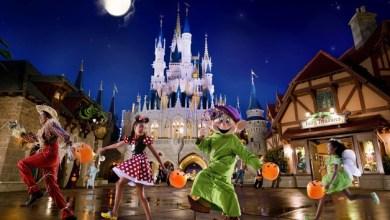 """La """"not so scarry parade"""" Disney Orlando"""