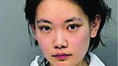 Siyuan Zhao, l'auteur présumée de cette attaque (photo : police)