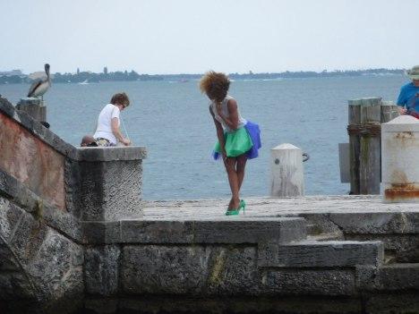 Baie de Biscayne, Villa Vizcaya, Miami - Floride