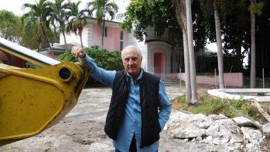 Photo de Miami : Un Français fait une mystérieuse découverte en détruisant la maison de Pablo Escobar