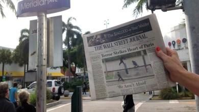 Les journaux et magazines aux Etats-Unis