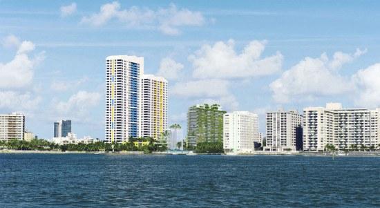 Jean Nouvel de retour à Miami-Beach