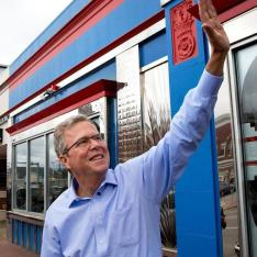 Jeb Bush a mieux réussi dans le New Hampshire, mais ce sera tout de même difficile pour lui (crédit photo : Facebook de Jeb Bush).