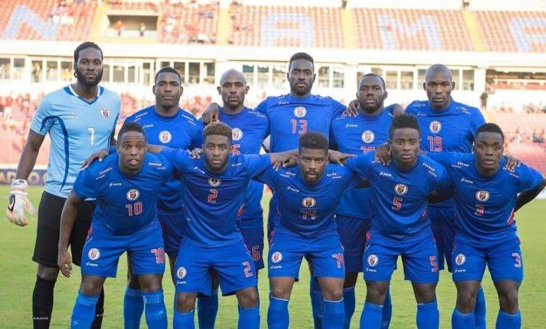 La présélection pour la Copa America (crédit : Facebook de la sélection nationale d'Haïti