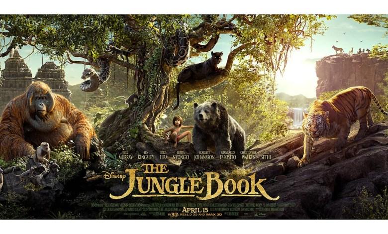 Le Livre de la Jungle, version 2016