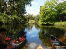Canoë et Kayak à Riverbend Park / Jupiter / Floride