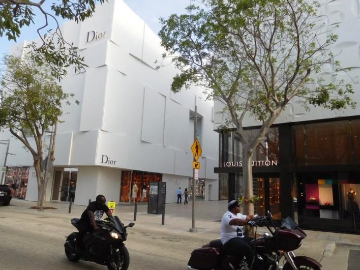 Boutique Christian Dior et LVMH / Design District / Miami