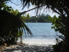 Indian River à National Wildlife Refuge de Hobe Sound / Floride