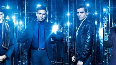 Now you see me 2 freeman radcliffe