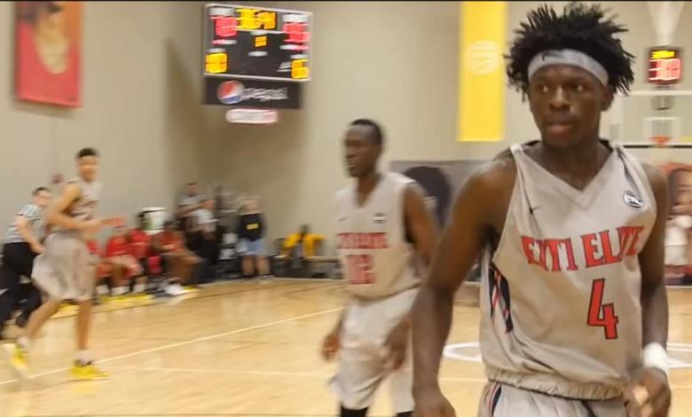Sylvain Francisco / Basket / Floride