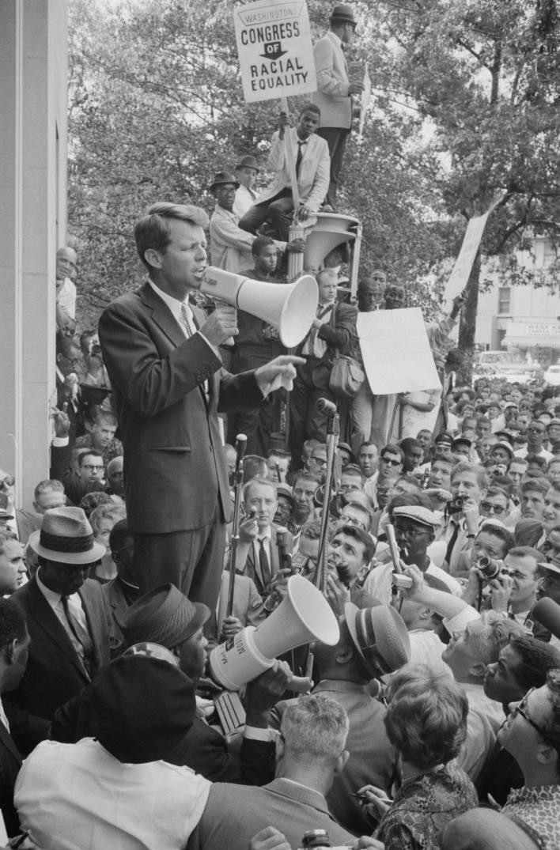 Bobby Kennedy (photo : Librairie du Congrès)