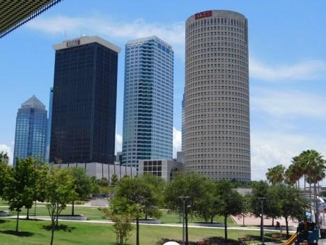 Centre de Tampa / Floride
