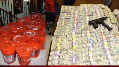 Saisie record du FBI chez un dealer de Miami