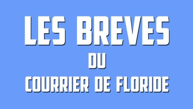 Photo of Infos en Bref du Courrier de Floride / Novembre 2019