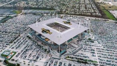 Le Hard Rock Stadium remplace le Sun Life Stadium pour les Miami Dolphins !