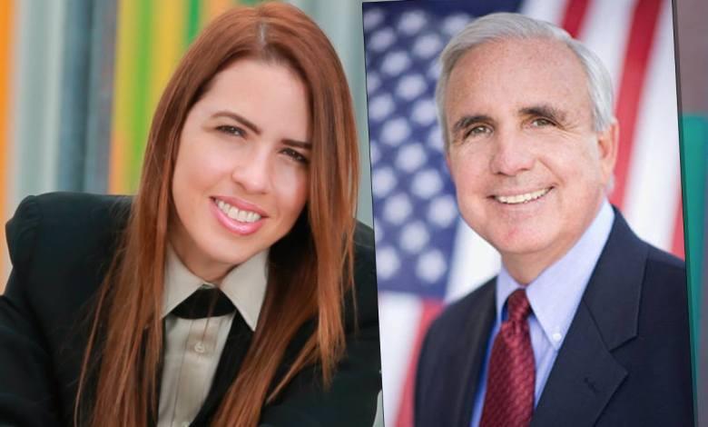 Raquel Regalado et Carlos Gimenez.
