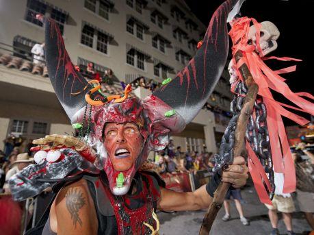 Fantasy Fest Parade