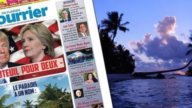 Photo of Le Courrier de Floride d'Octobre 2016 est sorti !