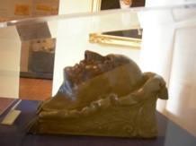 Masque mortuaire de l'empereur Napoléon 1er
