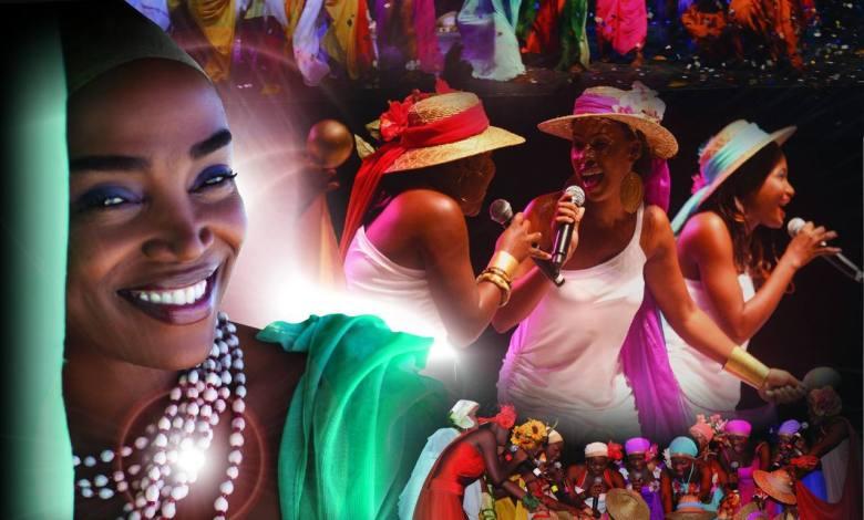Spectacle Haïti Cœur de Femme à Miami
