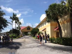 LAL école de langue en Floride