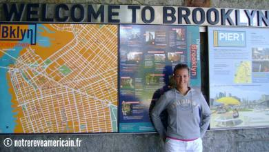 geraldine Boisnard à New-York