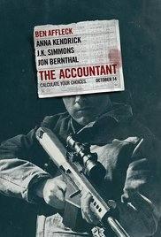 Film The Accointant avec Ben Affleck