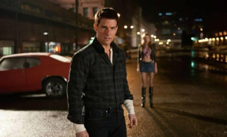 Tom Cruise dans Jack Reacher : Never Go Back