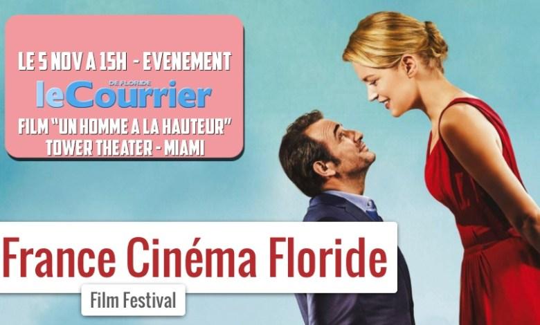 Film Un homme à la Hauteur à Miami