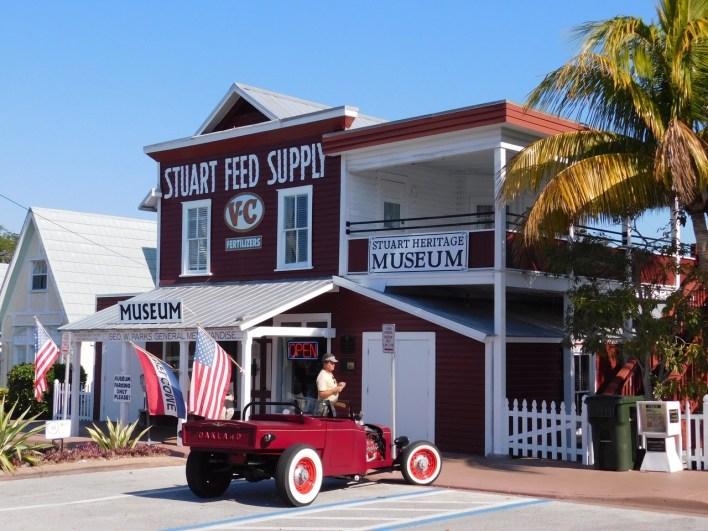 Heritage Museum à Stuart en Floride