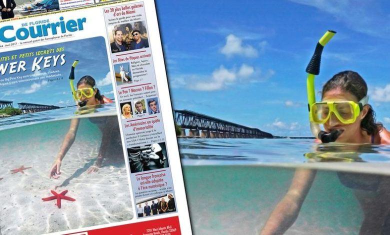 Le Courrier de Floride d'Avril 2017