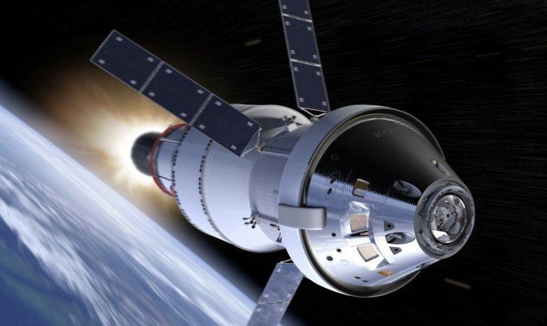 La capsule Orion pourrait emmener des Américainsvers Mars en 2033