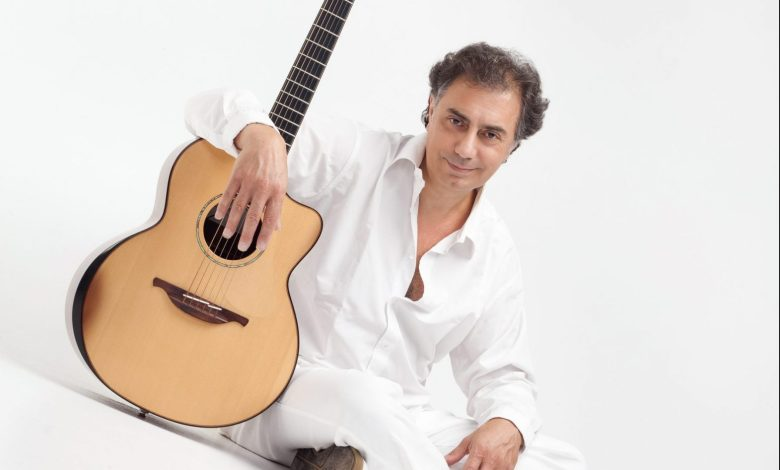 Pierre Bensusan en concert à Miami