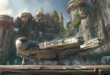 Photo of Ouverture du premier « Star Wars Land » à Disney World en Floride en 2019
