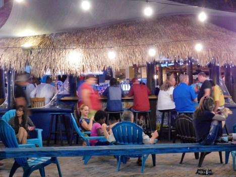 Tiki Bar à Fort Pierce