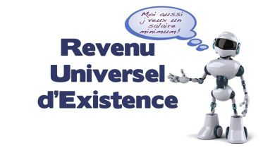 Revenu universel d'existence, de base