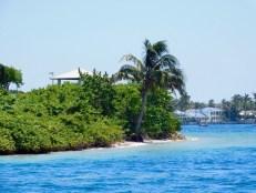 L'île de Peanut Island (à West Palm Beach en Floride)