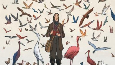 Photo de Une bande-dessinée sur Jean-Jacques Audubon